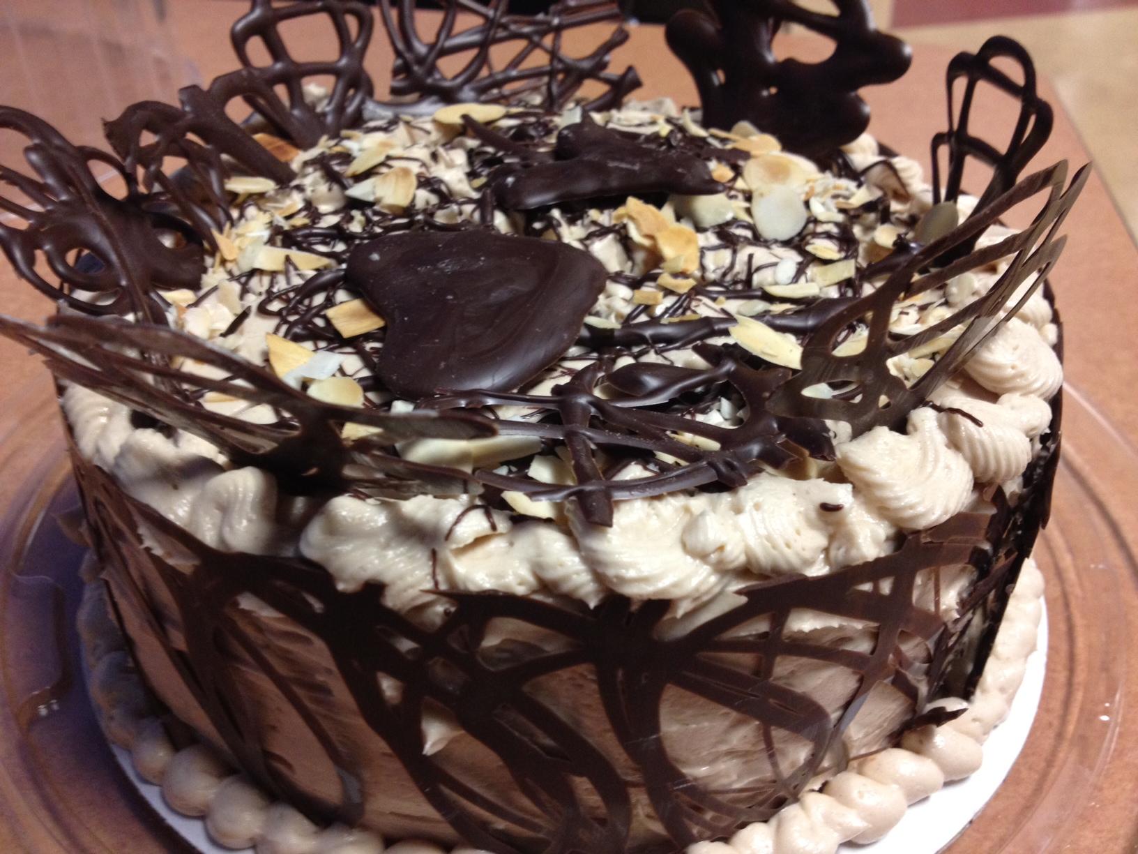 Chocolate Ganache ... & Cake Decorating Projects - Cynful Kitchen