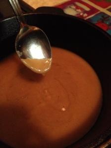 Veal gravy