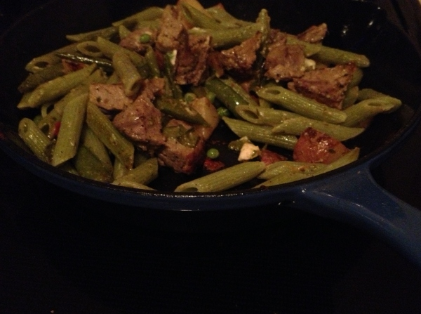 Veal Penne